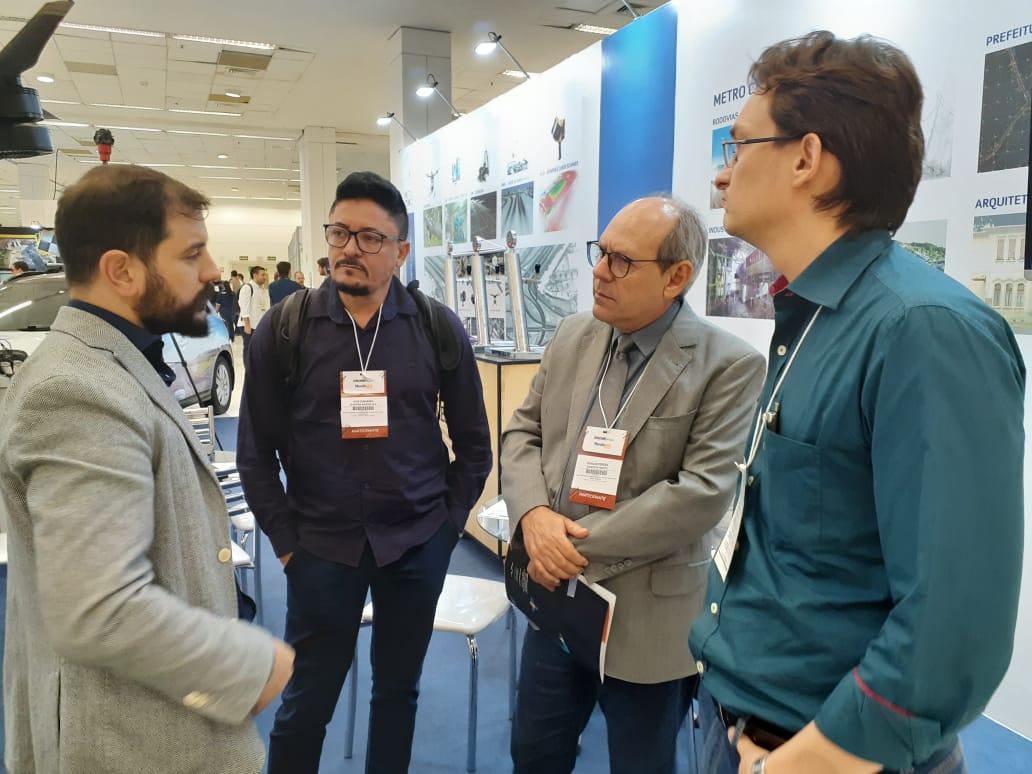 Prefeitura de Araguaína busca tecnologia nas feiras internacionais DroneShow e MundoGEO