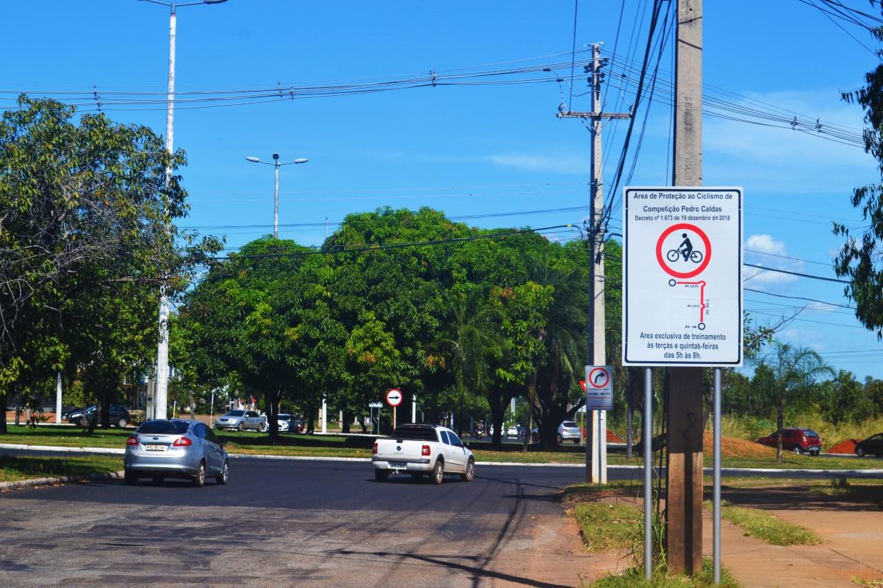 Área de Proteção ao Ciclismo de Competição Pedro Caldas passará a funcionar