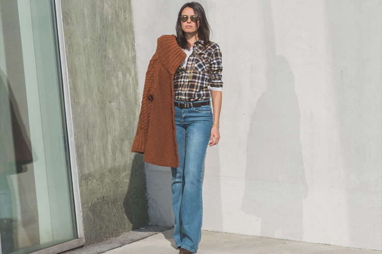 Melhores jeans para usar no ambiente de trabalho