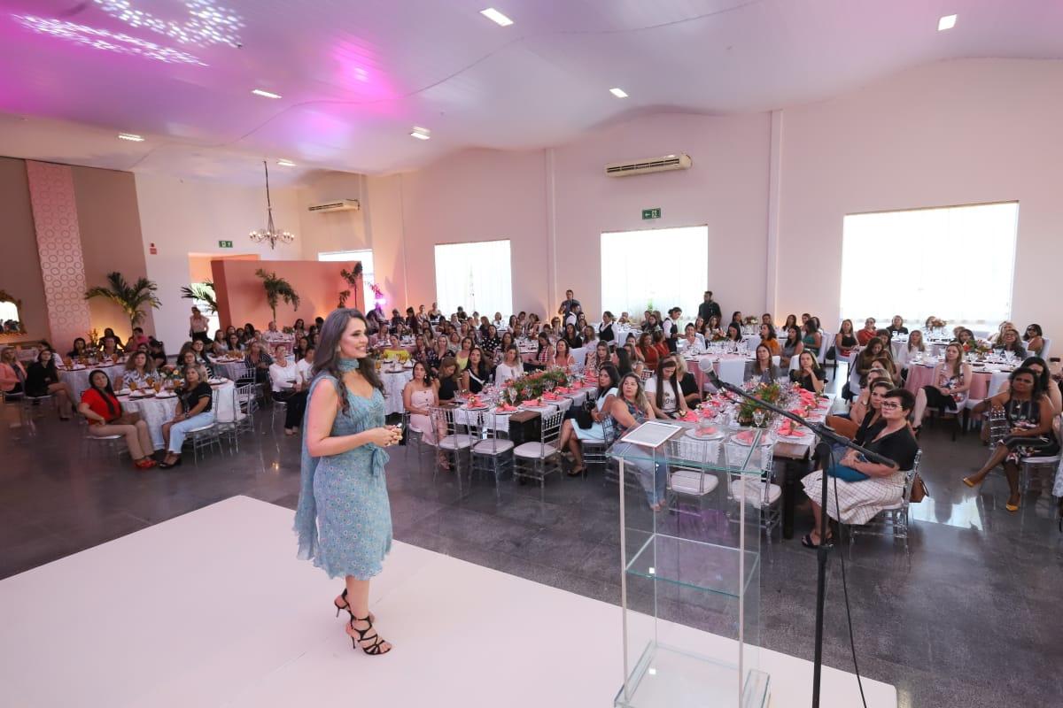 Chá com Mulheres da FIETO reúne cerca de 200 empresárias em Araguaína