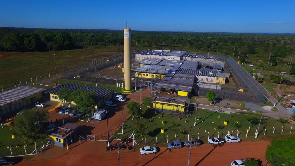 Início de motim no presídio Barra da Grota é controlado por agentes penitenciários