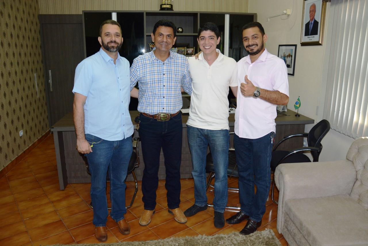 Gestão Municipal realiza pagamento de convênio para a ExpoBrasil 2019