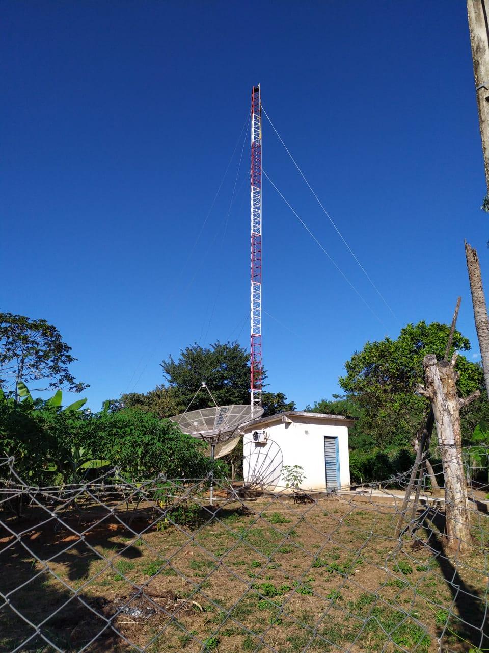 Taquaruçu: sinal aberto de TV digital é monitorado a fim de melhorar interferências externas