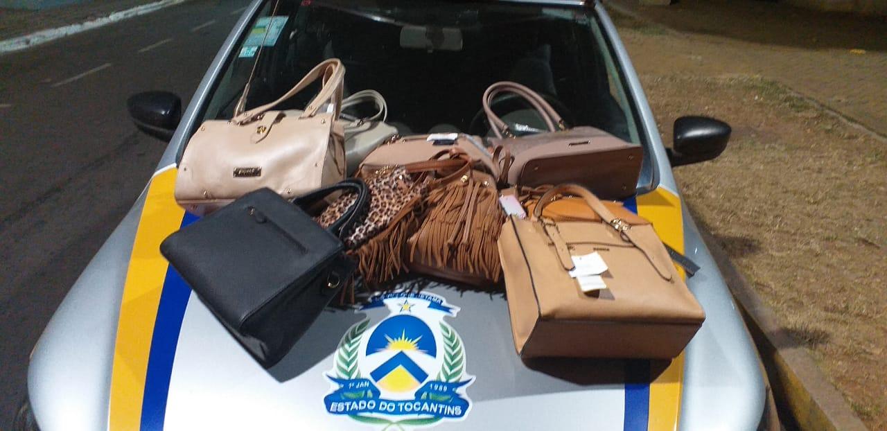 Polícia Militar prende duas mulheres por furto em estabelecimento comercial em Araguaína