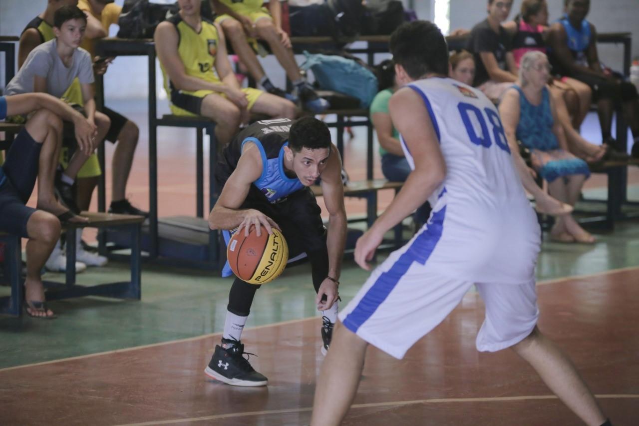 Torneio 3×3 de basquetebol foi realizado em Gurupi