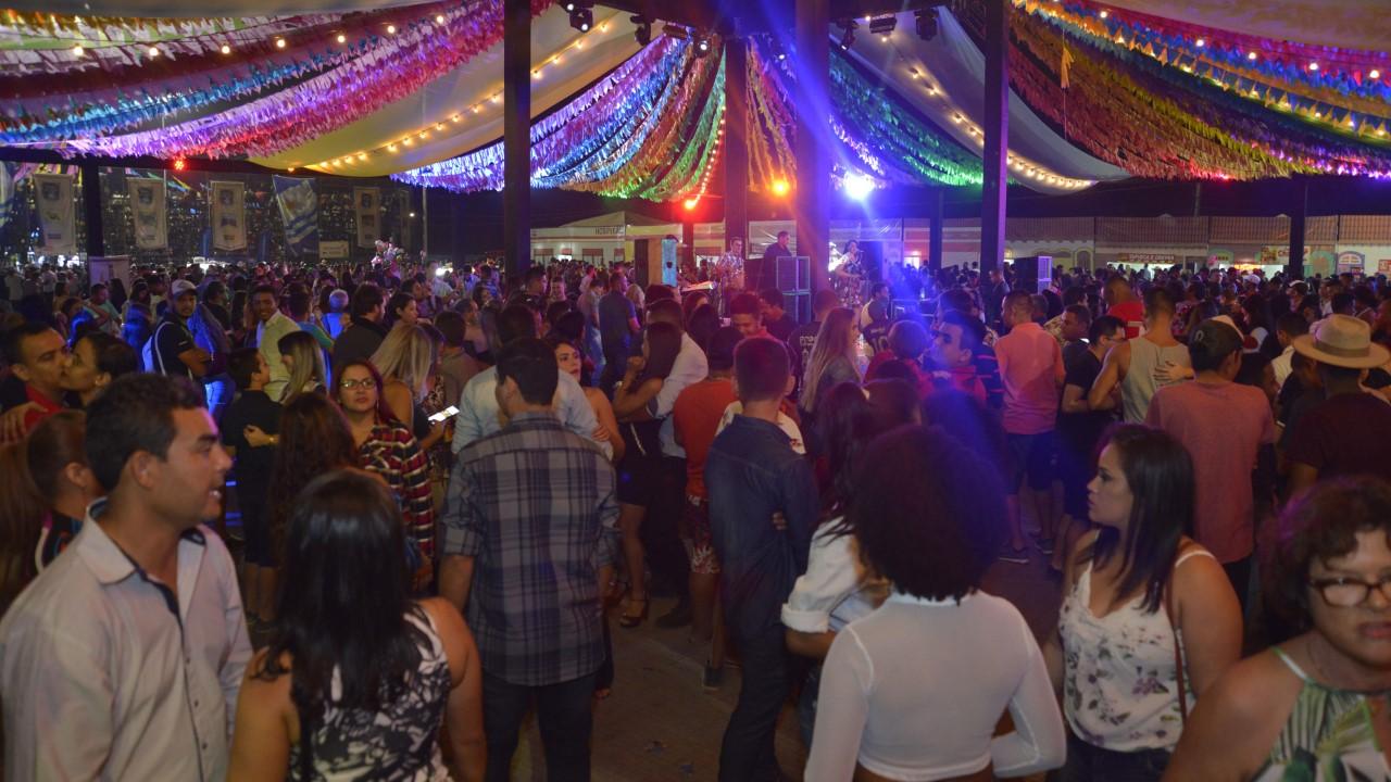 Arraiá da Capital movimenta mais de R$ 750 mil em cinco dias de festa