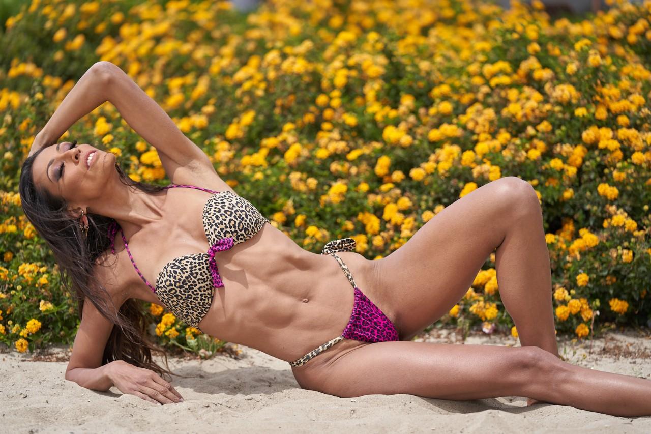 Diva Seca: Gabi Lubies é a personalidade fitness com o físico mais seco da atualidade