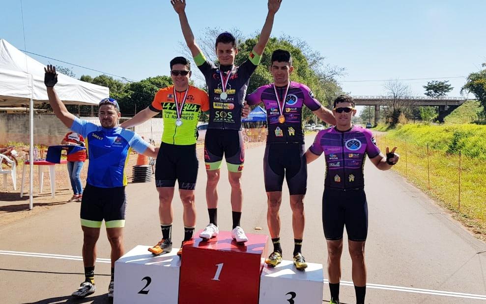 Ben-Hur Sturaro é vice-campeão dos Jogos Regionais por equipes representando Araçatuba (SP)