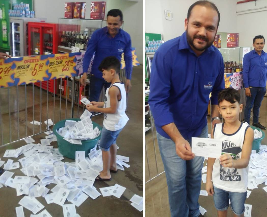 Supermercado Bem Maior sorteia mais dois cupons da promoção 'Patrulha do Churrasco'