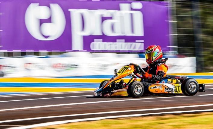 Primeiras finais do 54º Campeonato Brasileiro de Kart serão neste sábado (20)