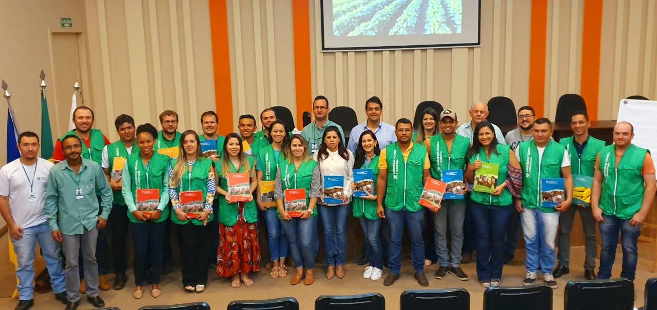 SENAR promove reunião com os técnicos da AteG em Palmas