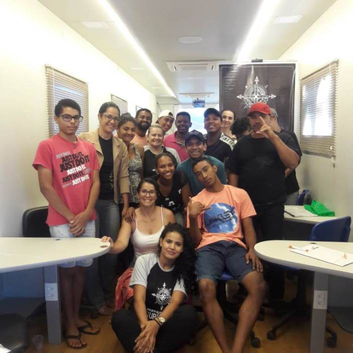 Terminam nesta sexta, 19, cursos sobre turismo em Buritirana