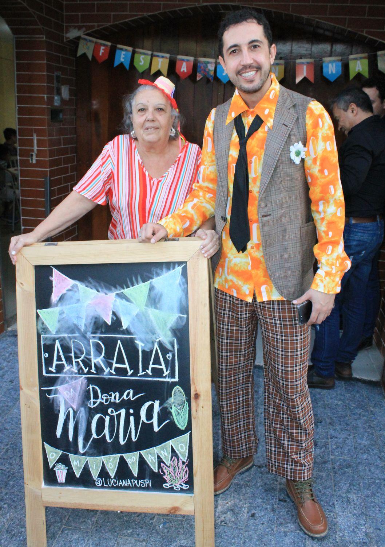 Thiago Rocha abre as portas de sua casa para Arraiá com presença de vários famosos