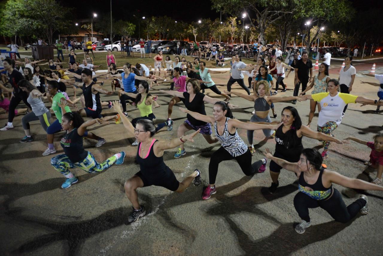 Treinamento funcional e aula de dança são opções para o final de semana no Parque Cesamar