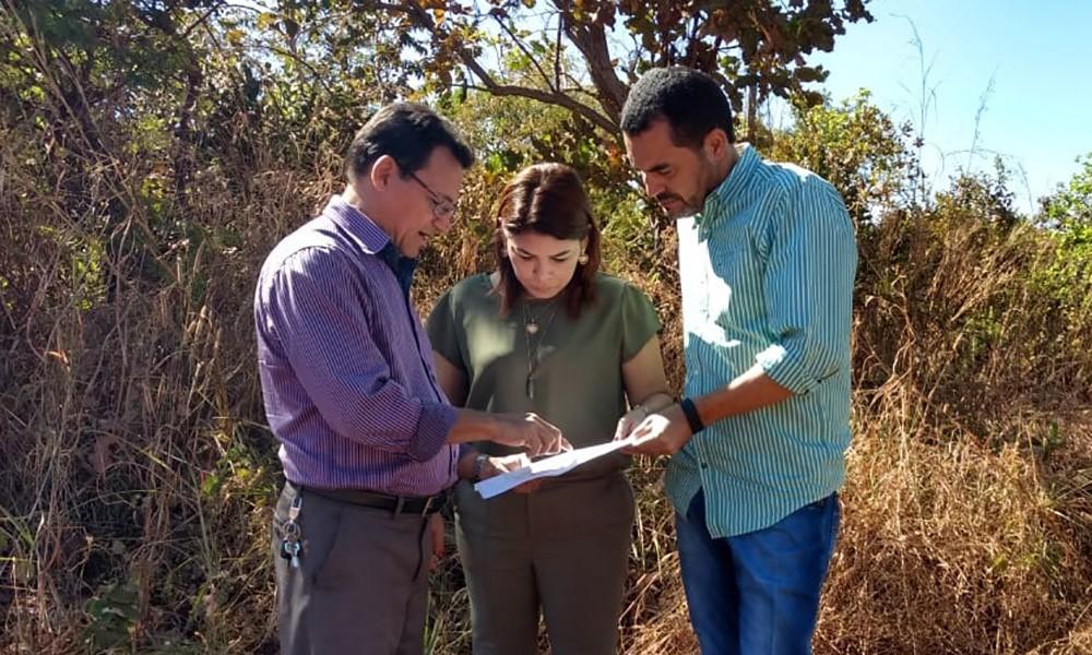 Na busca de melhorias para educação, Wanderlei Barbosa visita região de Buritirana