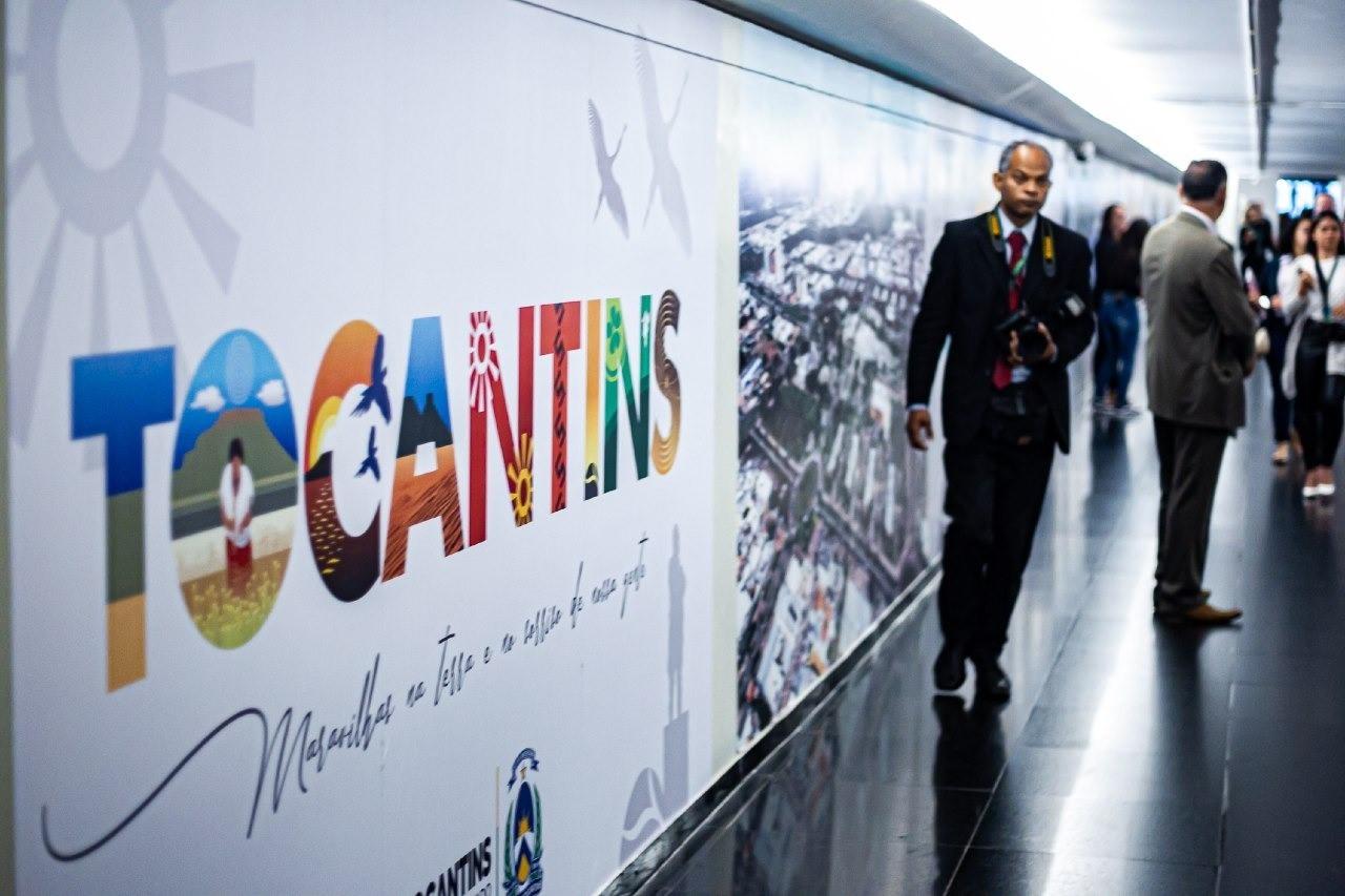 Câmara dos Deputados recebe mostra fotográfica com as potencialidades turísticas e culturais do Tocantins