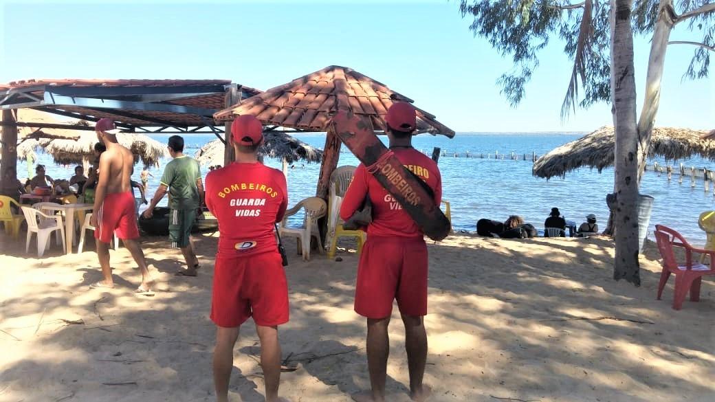 Corpo de Bombeiros Militar faz balanço parcial da Temporada de Praia e alerta para uso de bebiba alcoólica