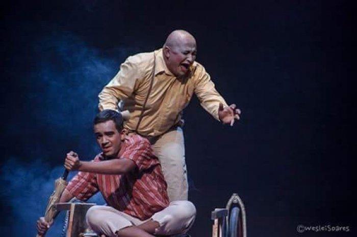 Grupo de teatro Artpalco se apresenta na 16ª edição do Festival de Teatro Conselheiro Lafaiete