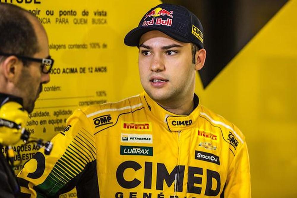 Fraga termina em 4º lugar na segunda corrida da Stock Car em Campo Grande