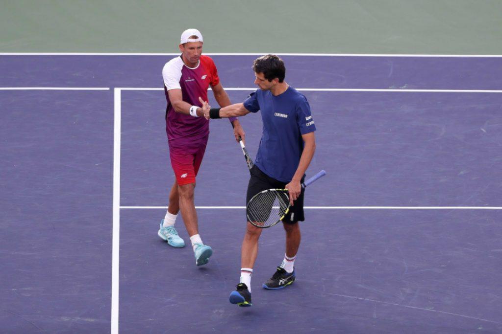 Melo e Kubot param nas quartas de final no Masters 1000 de Cincinnati