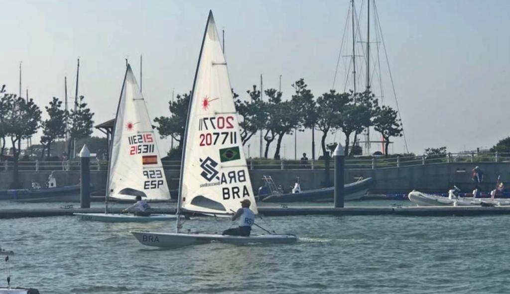Scheidt cumpre meta e finaliza evento-teste para Olimpíada de Tóquio no top 10