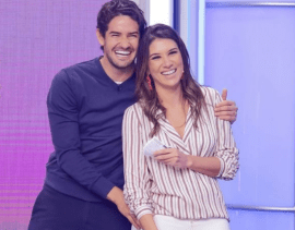 Pato e Rebeca Abravanel pagam cirurgia de menino de Palmas com doença rara