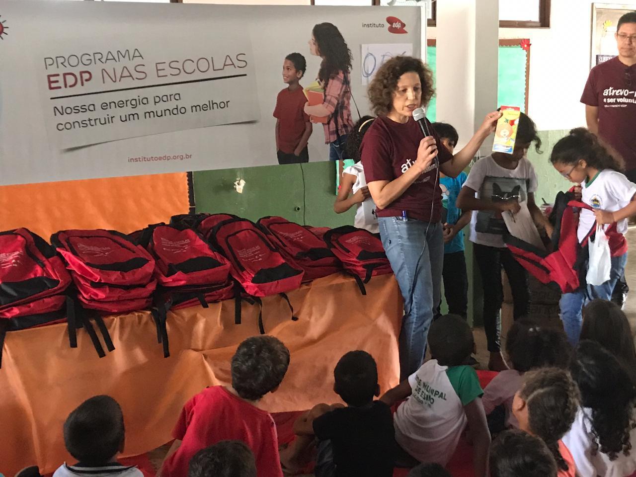 """Alunos de Peixe e Paranã vencem concurso """"Arte com Energia 2019"""" do Instituto EDP"""