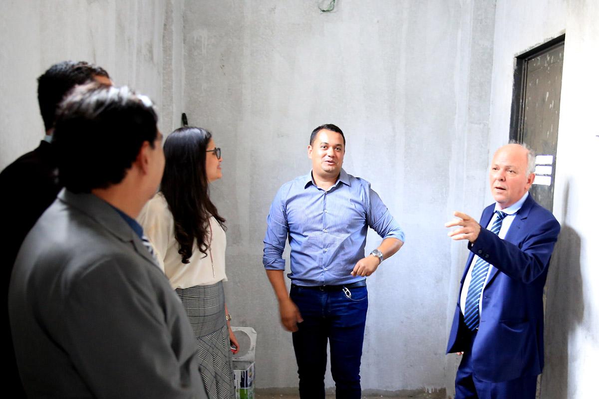 Estabelecimentos prisionais do Sudeste são visitados durante Projeto Justiça Cidadã