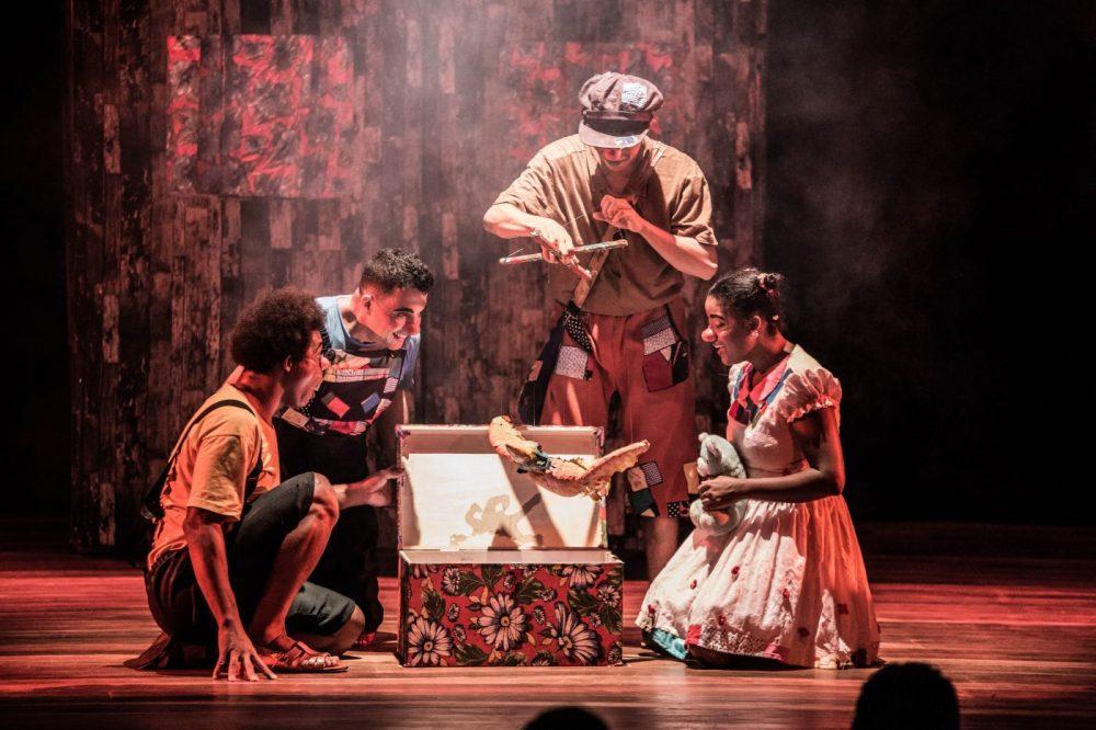 """Cultura para adultos e crianças no penúltimo final de semana do """"Agosto com Gosto de Teatro e Música"""" em Araguaína"""