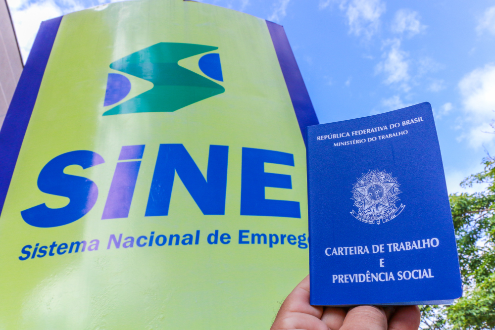 Sine Paraíso divulga vagas de empregos para 14 de outubro de 2019