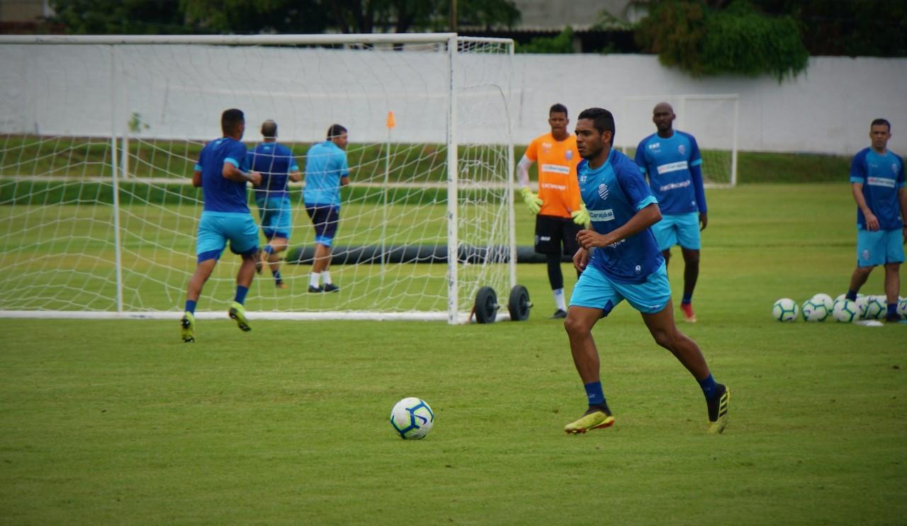 Dawhan espera jogo difícil contra o Vasco