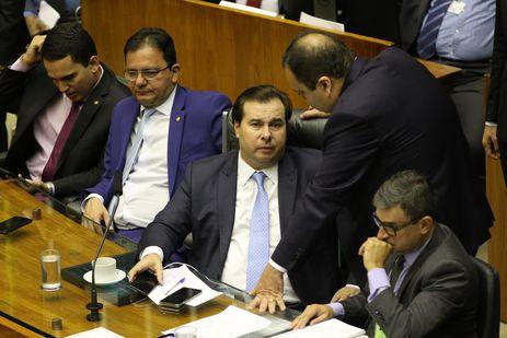 Maia acredita que reforma tributária será aprovada até o final do ano