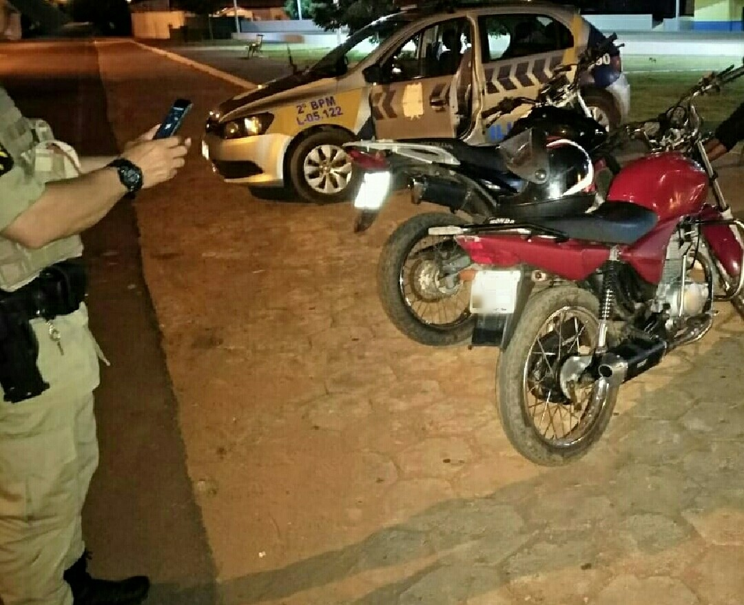 Polícia Militar prende homens por receptação e recupera mais três motocicletas furtadas em Wanderlândia e em Araguaína