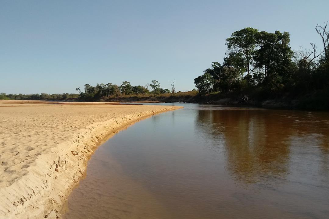 Vistoria do MPTO aponta inconsistências no controle da captação de água da Bacia do Rio Formoso