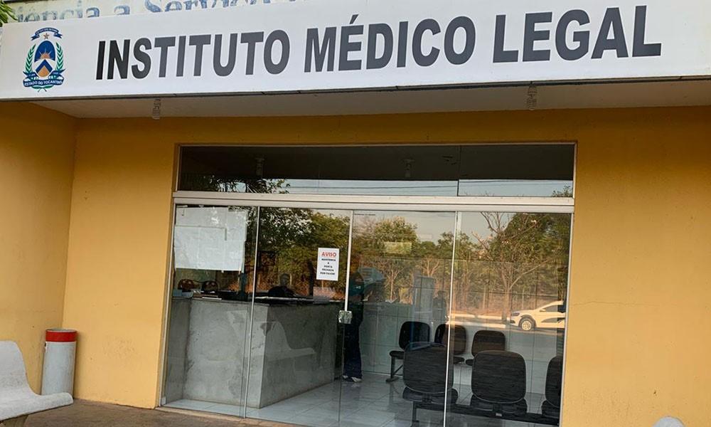 IML de Palmas procura por familiares de jovem encontrado morto