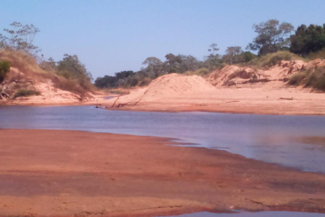 MPTO pede suspensão imediata das captações de água na bacia do Rio Formoso