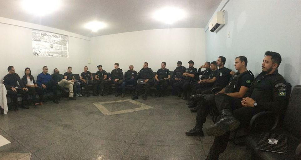 Chefes de segurança das cinco regiões operacionais do Estado alinham melhorias para o Sistema Penitenciário