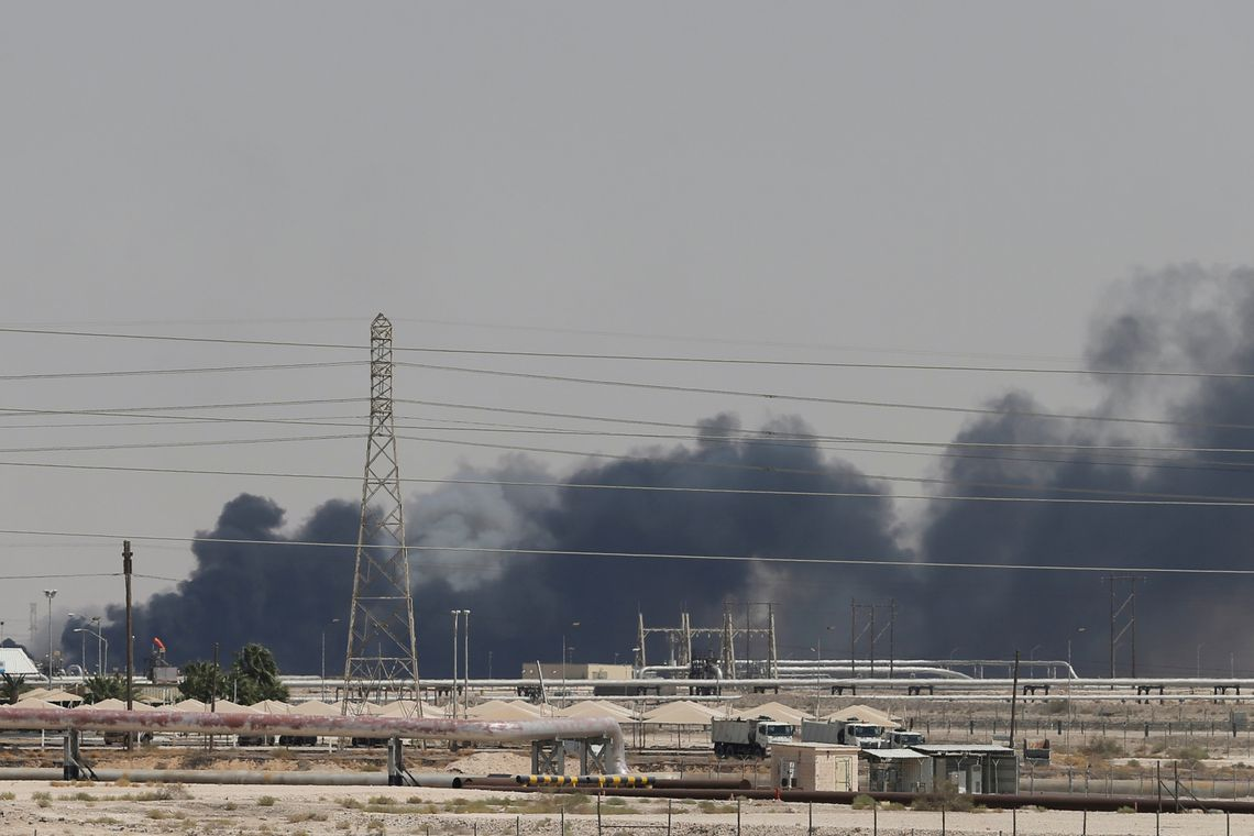 Ataques na Arábia Saudita provocam alta nos preços do petróleo