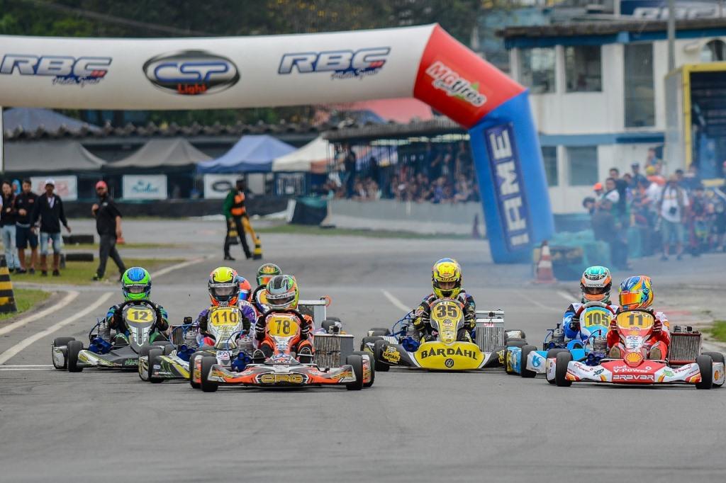 Pedro Aizza garante vaga para Las Vegas e fatura o título da CODASUR Júnior na Copa SP Light de Kart