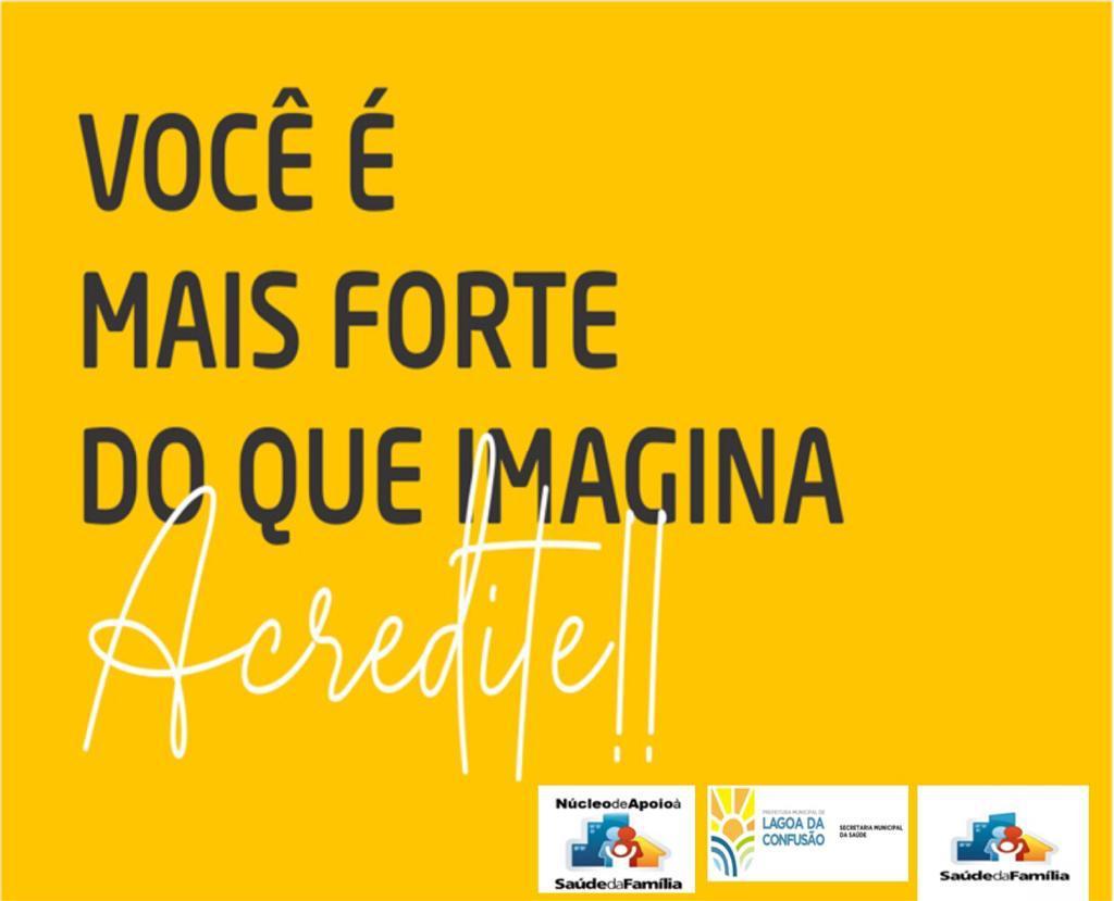 Secretaria de Saúde de Lagoa da Confusão adere à campanha Setembro Amarelo e capacita profissionais