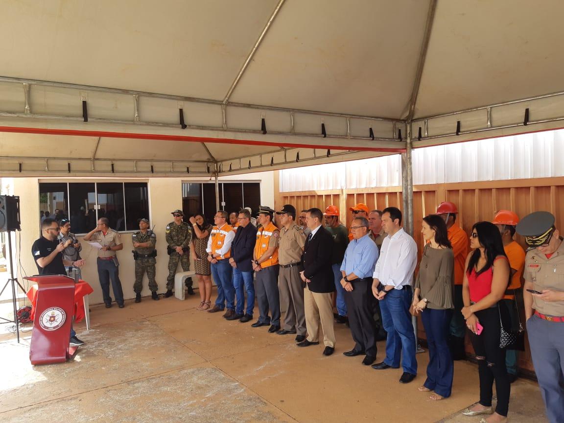 Região de Taquaruçu recebe Força-Tarefa contra Queimadas