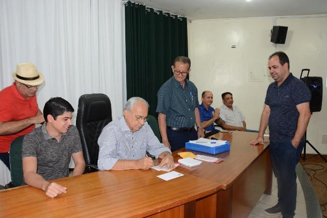 MDB de Paraíso do Tocantins reúne líderes e filiados para discutir assuntos eleitorais