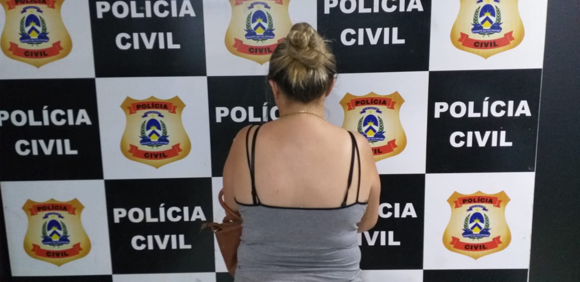 Polícia Civil prende mulher suspeita de estelionato no sudeste do Estado