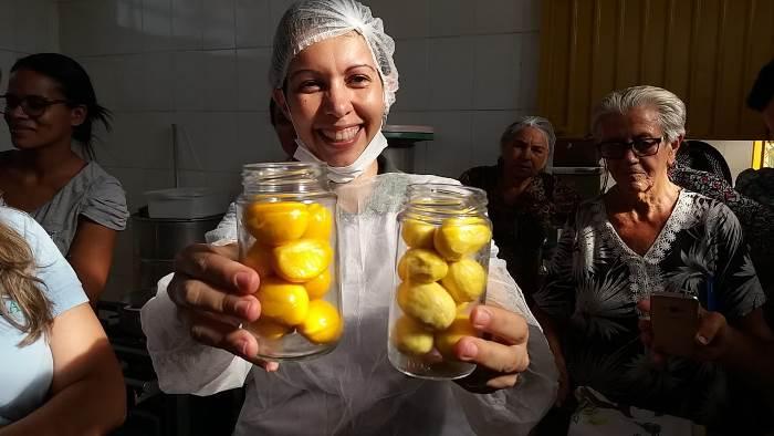Prefeitura de Barrolândia e Seagro promovem cursos para agricultores familiares