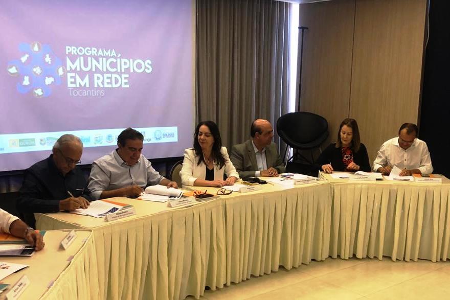 Paraíso do Tocantins adere ao Programa Juntos da Organização Social Comunitas