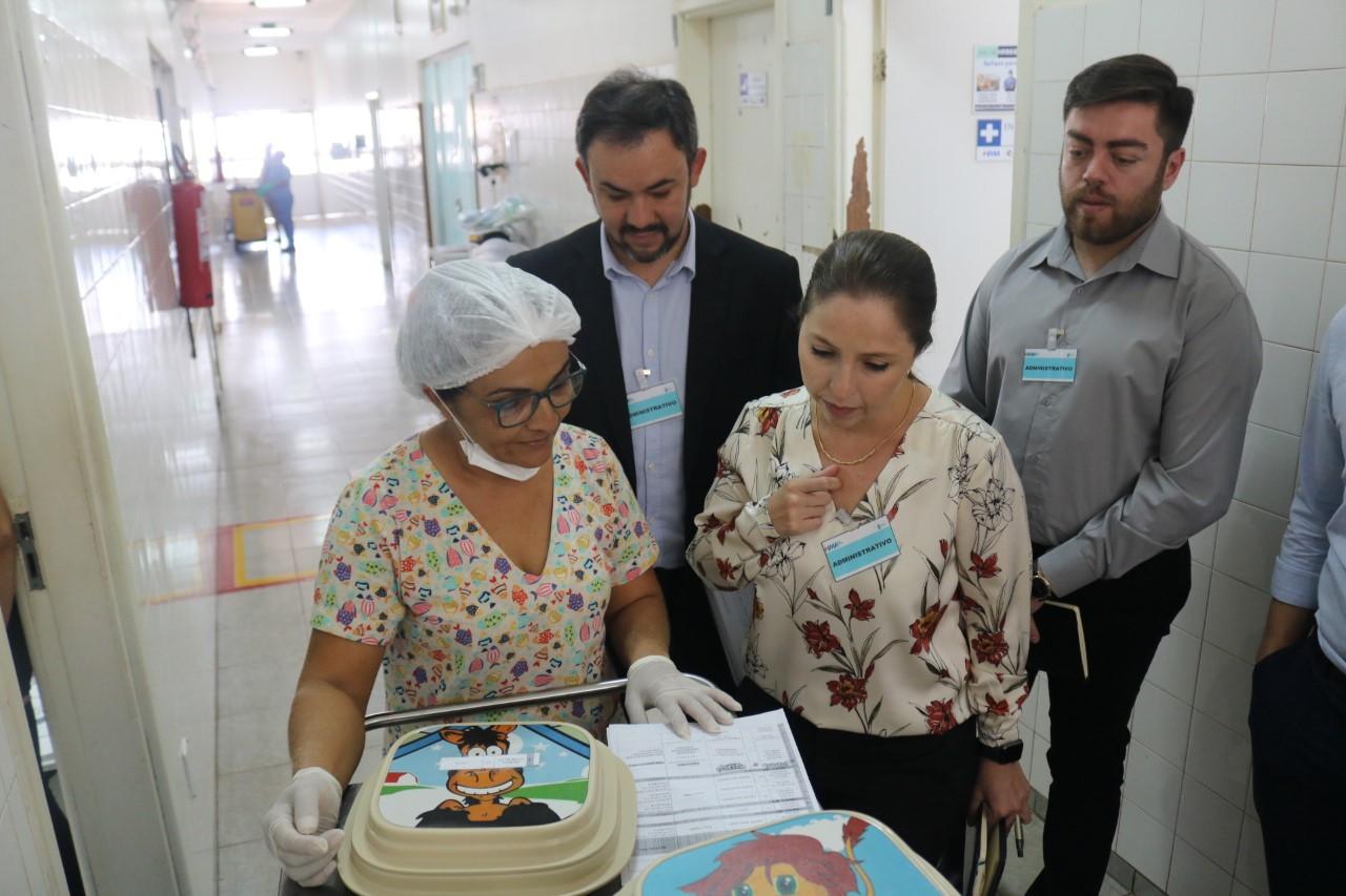 Hospital Municipal de Araguaína inicia processo de acreditação internacional
