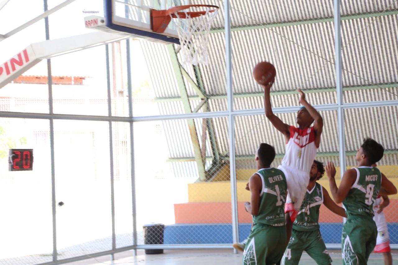 Equipes tocantinenses estreiam em busca da classificação à fase nacional dos Jogos Escolares da Juventude