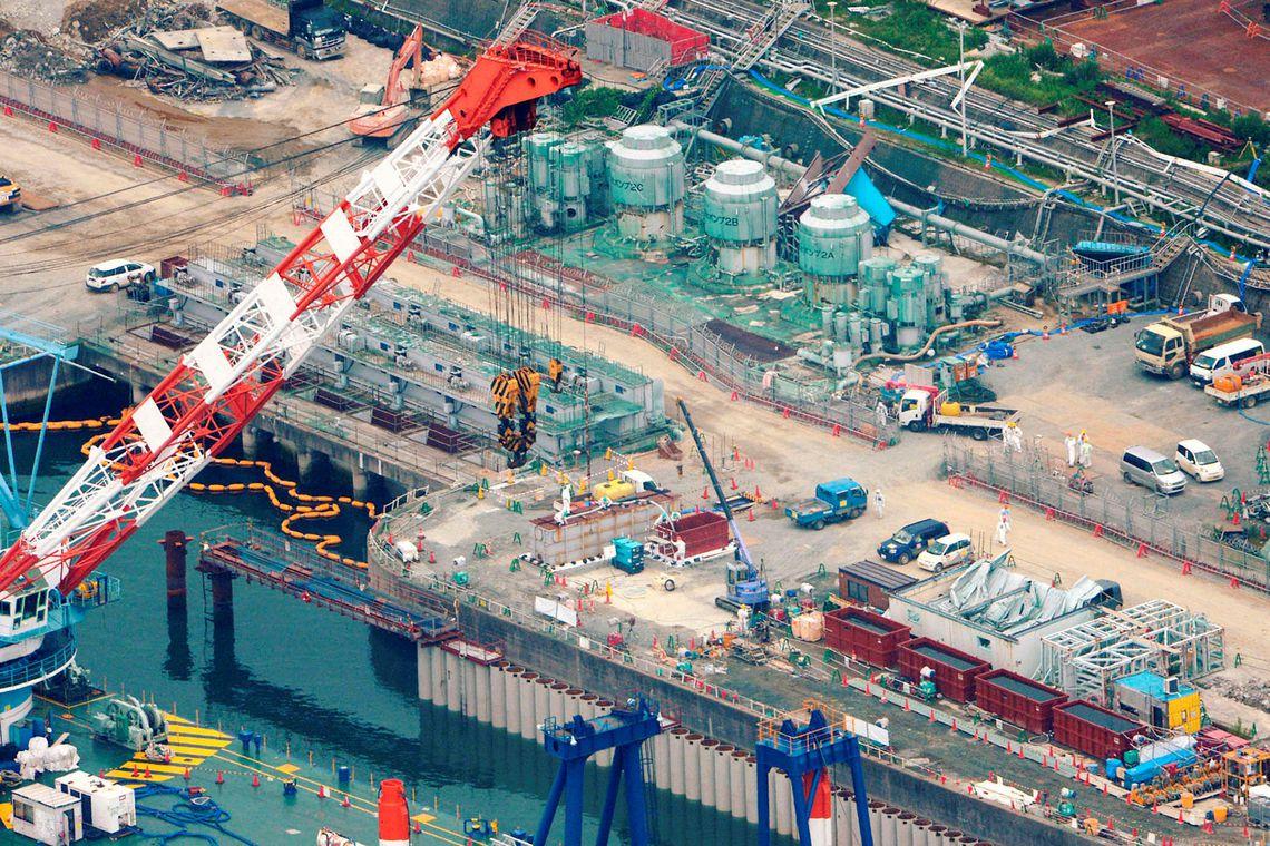 Justiça do Japão absolve 3 ex-executivos da Usina Nuclear Fukushima 1
