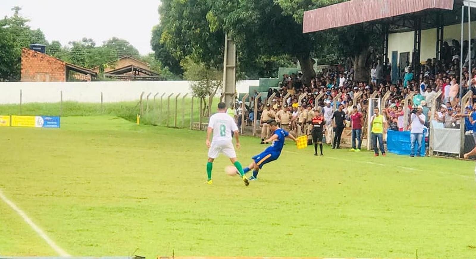Araguacema encara a Segundona pela primeira vez; conheça o 'Azulão do Norte'