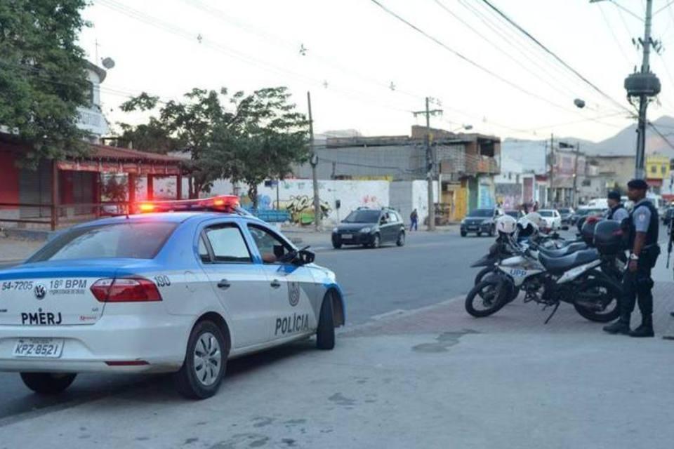 PM é baleado com tiro de fuzil na cabeça, na Zona Norte do Rio